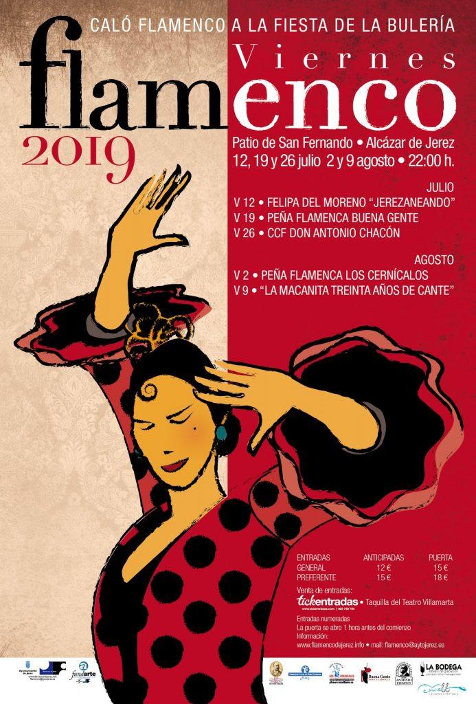 Viernes Flamencos 2019