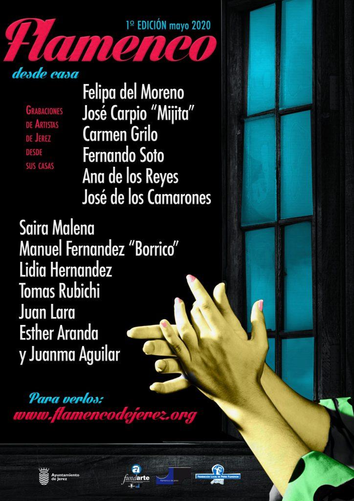 Flamenco desde casa 2020