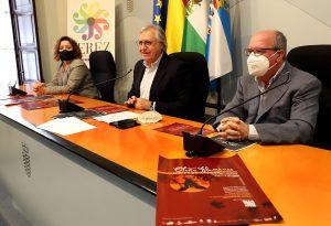 Isamay Benavente, Paco Camas y Jesús López